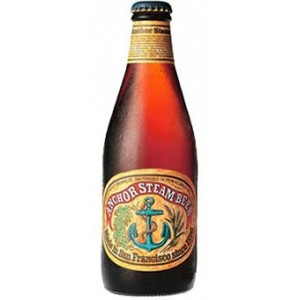 ANCHOR STEAM BEER - 35.5 cl